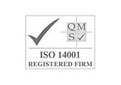 ISO 14001 Registered Firm